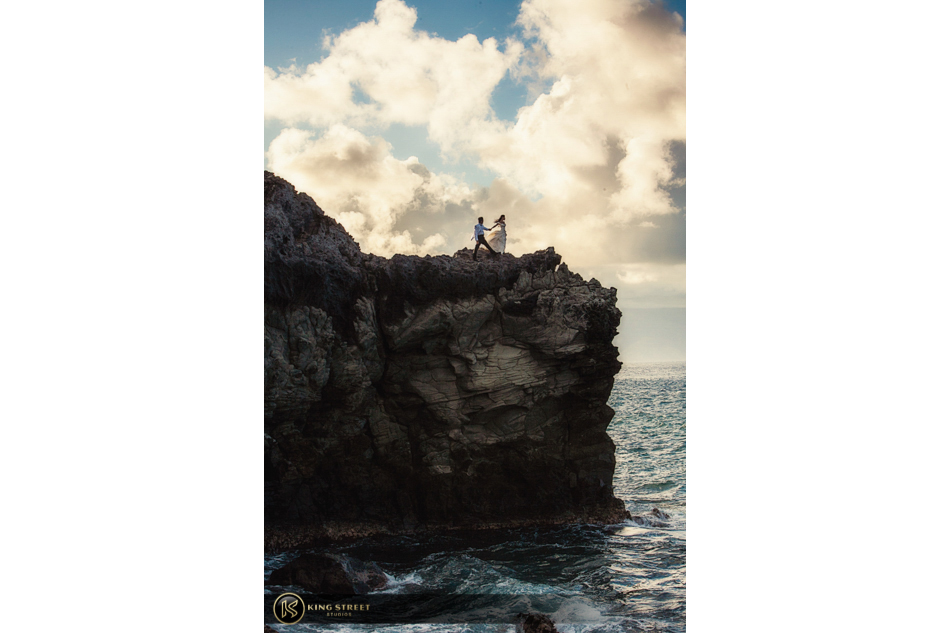 hawaii wedding pictures by charleston wedding photographers king street studios