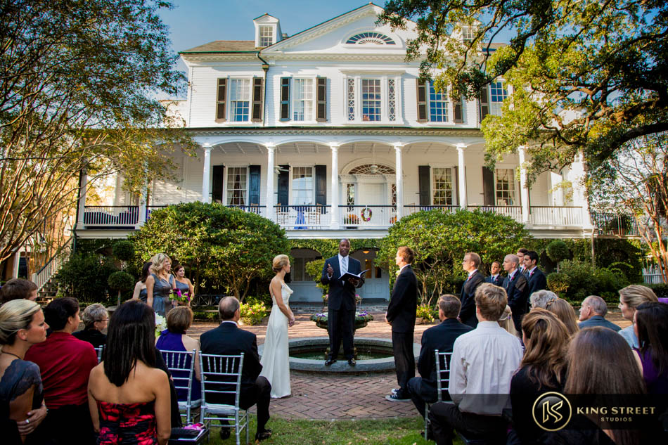 wedding pictures from charleston weddings at thomas bennett house by charleston wedding photographers king street studios