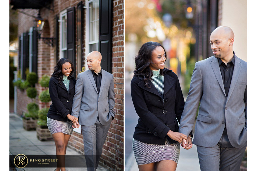 downtown charleston engagement pictures by charleston photographers king street studios (41)