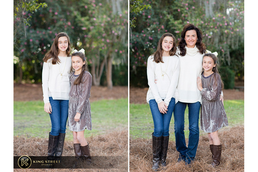 family pictures at boone hall plantation by top family portrait photographers king street studios (1)
