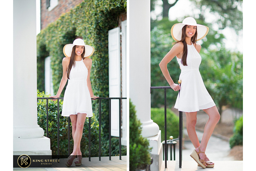 charleston senior portraits at boone hall plantation by top charleston senior portrait photographers king street studios (1)